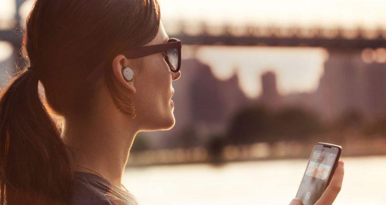 écouteurs de l'iPhone 7